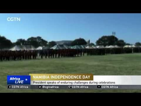Namibia Marks 27 Years Of Independence