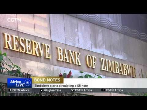 Zimbabwe Starts Circulating A $5 Note