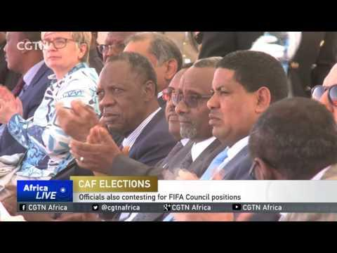 Issa Hayatou Facing Strong Challenge For The First Time In His 29 Year Rule