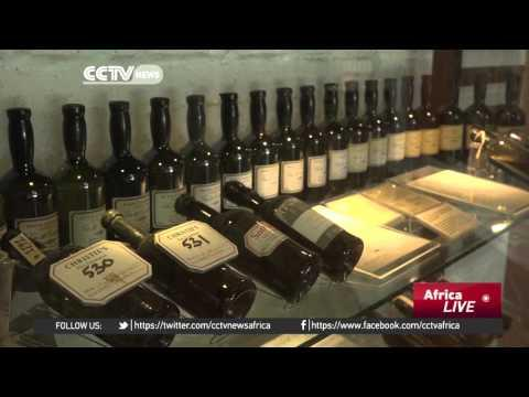 South African Wines Gaining Popularity In China