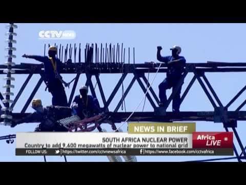 South Africa To Increase Nuclear Power To National Grid