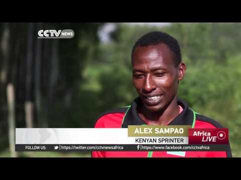 Kenyan Sprinter Alex Sampao Eyes Historic 400m Success
